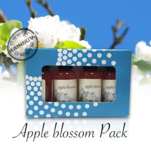 fragrance pack Apple Blossom
