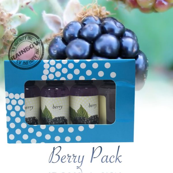 Fragrance Pack Berry