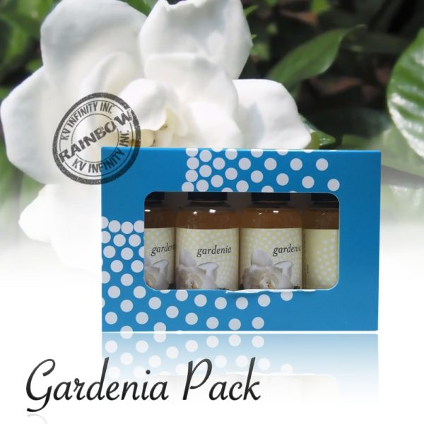 Fragrance Pack Gardenia