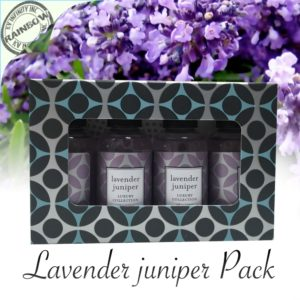 Fragrance Pack Luxury Lavender Juniper
