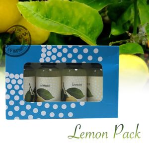 Fragrance Pack Lemon