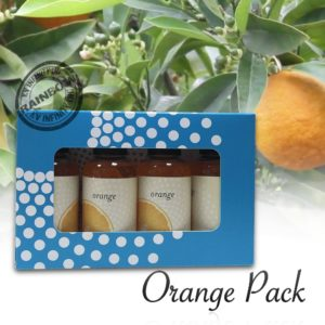 Fragrance Pack Orange