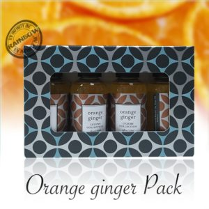 Fragrance Pack Luxury Orange Ginger