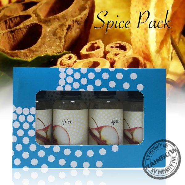 Fragrance Pack Spice