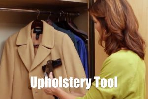 Use the Upholstery Tool