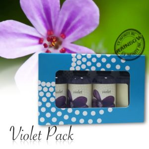 Fragrance Pack Violet