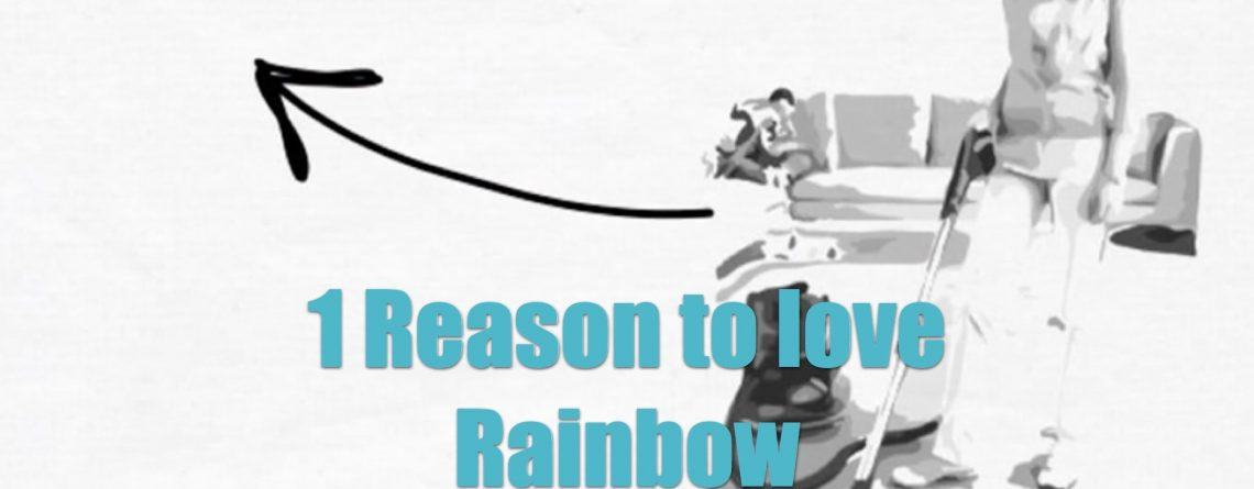 first reason to Rainbow thumbnail