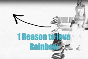 First Reason Rainbow is better