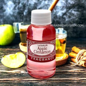 Apple Cinnamon Oil Scent